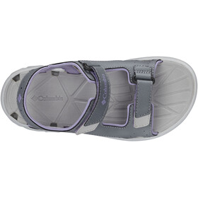 Columbia Techsun Vent Chaussures Enfant, tradewinds grey/white violet